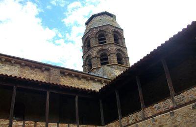 Abbaye de Lavaudieu suite