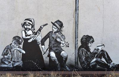 Street Art - Jef Aérosol (2)