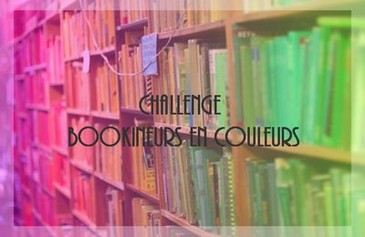 Challenge Bookineurs en Couleurs, session #3.3 - Rouge