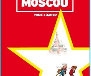 Spirou et Fantasio, tome 42 : Spirou à Moscou - Philippe TOME et JANRY