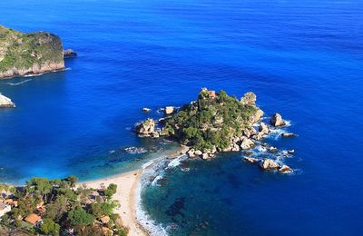 Vacation in Sicily