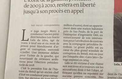 Corruption : la justice passe toujours...