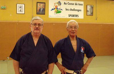 Paroles de notre enseignant !!!!! Jean Luc DUREISSEIX avec ses 50 ans de pratique: