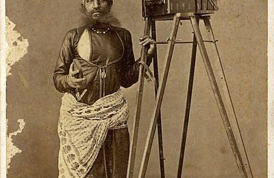Inde : Photographies vintage