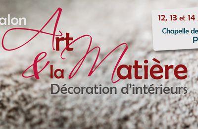 Salon l'Art & la Matière