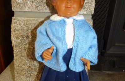Les poupées en celluloïd