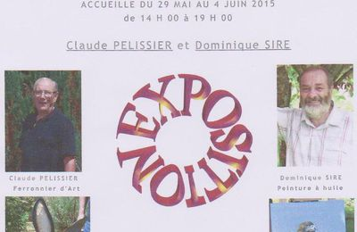 "Exposition ""LA CHAPELLE DE RANCHOT"""
