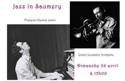 Jazz in Saumery