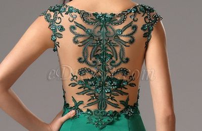 Kinds of Fashion Evening Dresses in Same Style Different Colors