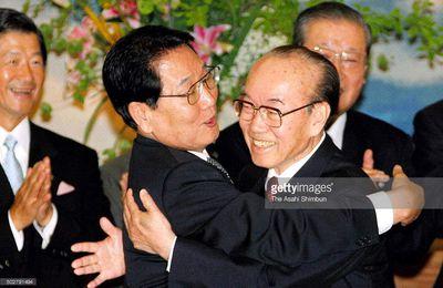 Il y a dix ans : l'éphémère réconciliation des Coréens du Japon