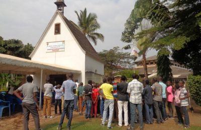 Ça bouge au Sanctuaire Mont Sion Gikungu
