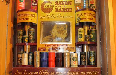 Collection de Boite à savon a barbe