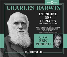 De l'Origine des espèces, Charles Darwin
