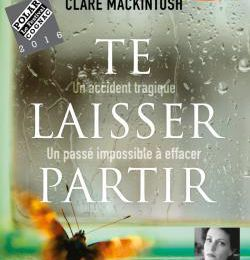 Te laisser partir, Clare Mackintosh, Audiolib