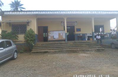 Commune de Nkongsamba 1er  Les bonnes traces du passage de Joseph Ernest Essame !