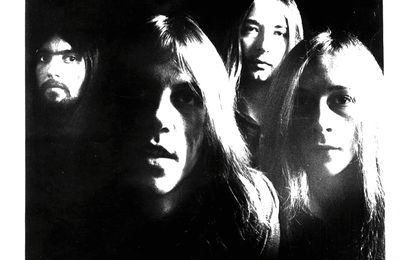 Nightmares : early british hard rock 1969-1972