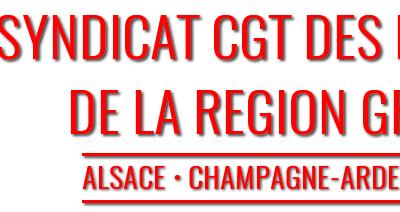Communiqué de presse intersyndical du 18 octobre 2017 du Conseil Régional Grand Est