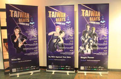 Taiwan Beats 2015