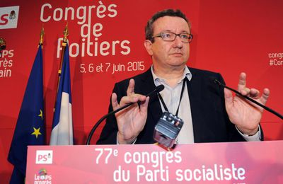 Conseil national, le 20 juin 2015 – Intervention de Christian PAUL