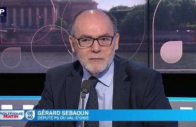 """""""Je considère que le Parlement a tous ses droit et doit débattre jusqu'au bout"""" Gérard Sebaoun sur LCP le 7 juillet 2016"""