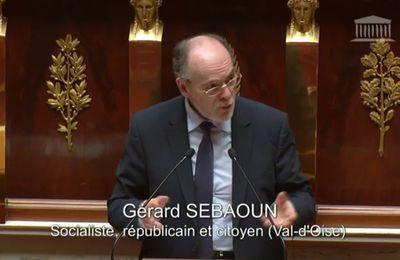Bilan de mandat de Gérard Sebaoun, député socialiste valdoisien