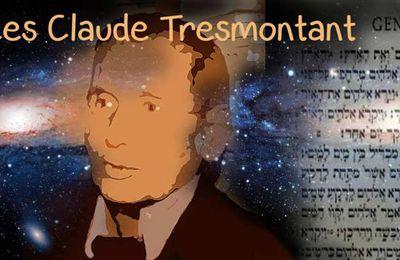 Evénement exceptionnel : les Journées Claude Tresmontant (13-14 mai 2017)