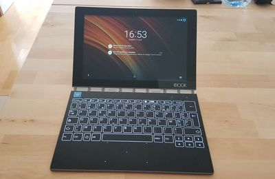 [TEST] Lenovo Yoga Book