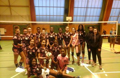 As volley semaine du 13 au 17 novembre