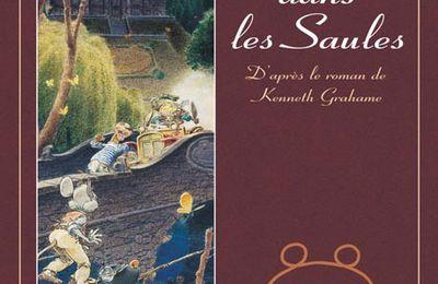 Le Vent dans les Saules - adapté du roman de Kenneth Grahame par Michel Plessix