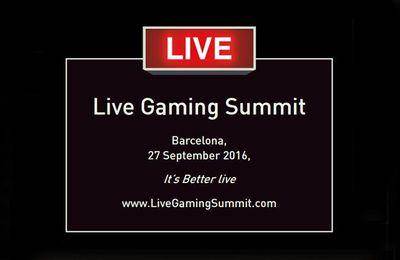 Le premier sommet de l'industrie du casino live débarque à Barcelone