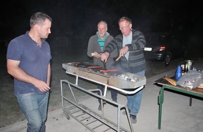 13 Juillet – Barbecue (Fête Nationale)