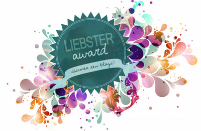 Ma nomination aux Liebster Award