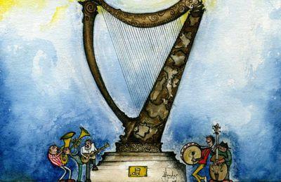 Dinan festival de harpe celtique