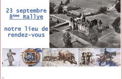 ... Rallye 23 09 2017 ...