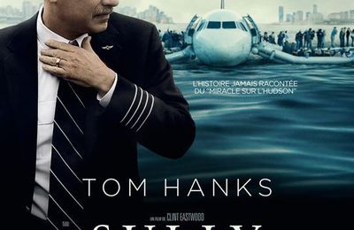 SULLY – TOM HANKS – CLINT EASTWOOD