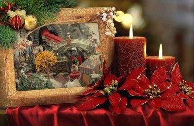 Mon village de Noël 2012