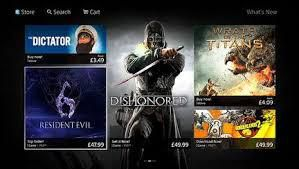 Offre PlayStation Store Noël