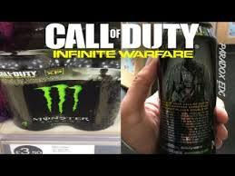 Code Monster double xp pour Infinite Warfare !