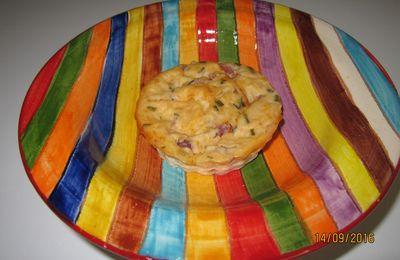 Quichettes sans pâte