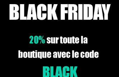 Black Friday sur le grenier de Pandore...