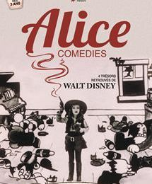 Alice Comedies, de Walt Disney