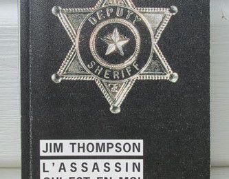 L'assassin qui est en moi - Jim Thompson - rivages/noir