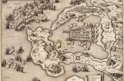 14 juin 1646: La bataille d'Orbetello ou d'Orbitello