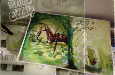 Monstre, fantastique, araignée, zombies,....