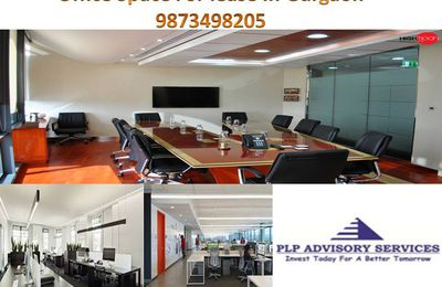 Commercial office space for rent in Gurgaon:9873498205