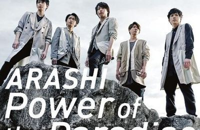 [AVIS] Arashi - Power of the Paradise