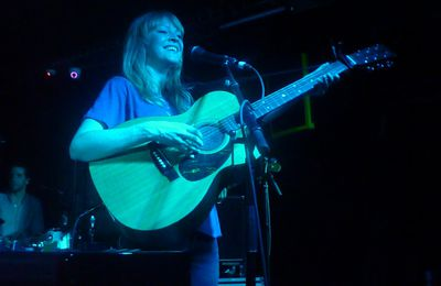 Lucy Rose au Social club, Paris, le 6 octobre 2015