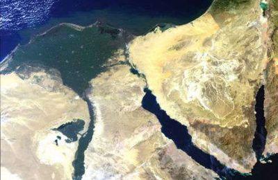 """Gilania. Letraccedi un antico fiume gigante rivelano il passato del Sahara, da: """"Futura Planète"""", 3 gennaio 2009."""