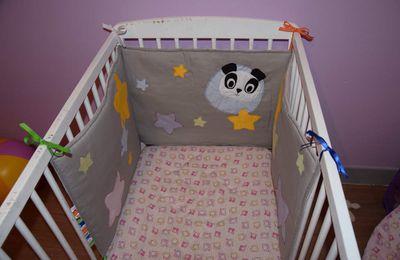 "Collection naissance ""panda"" garçon partie 2"