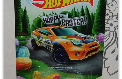 "Série ""Happy Easter""  collector 2015 by  Hot Wheels."